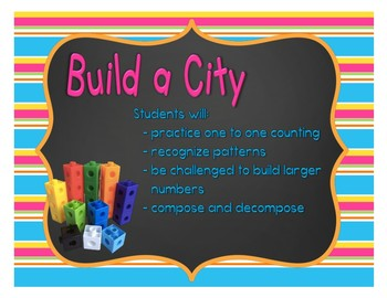 Build a City: Addition and Subtraction