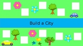 Build a City - Counting Activity (Editable)