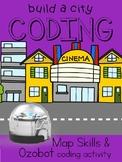 Build a City- Ozobot Coding
