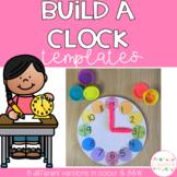 Build a Clock Templates