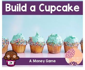 Build a Cupcake-Money Game