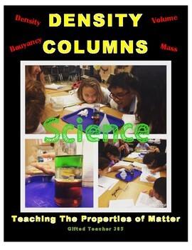 Build a Density Column: Buoyancy vs. Density