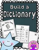 Build a Dictionary