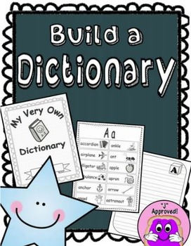 Build a Dictionary