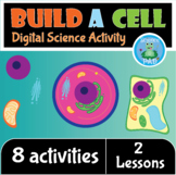 Build a Digital Plant and Animal Cell Bundle  | Organelle