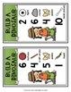 Build a Dinosaur Playdough Activity Cards