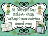 Build a Fiction Story with St. Patrick's Day Fun