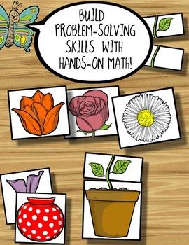 Build-a-Flower! -- Algebraic Arrangements