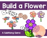 Build a Flower- Subitizing 1-20