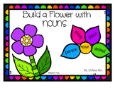 Build a Flower with Nouns