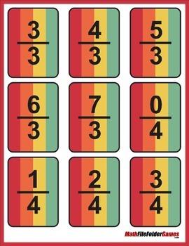 Build-a-Fraction {Fraction Game}