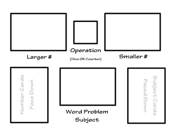 Build a Fraction Word Problem