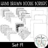 Build-a-Frame Borders // Personal and Commercial Use // Set 19