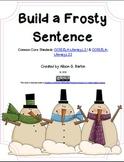 Build a Frosty Sentence