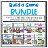 Build a Speech Therapy Game Bundle