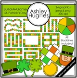 Build-a-Game: St. Patrick's Day Clipart {A Hughes Design}