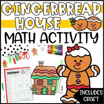 Build a Gingerbread House - A Mini-Math Project (Money)