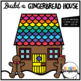 Build a Gingerbread House (Clip Art for Personal & Commercial Use)
