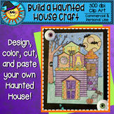 Build a Haunted House Craft