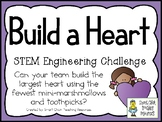 Build a Heart - Valentine STEM Engineering Challenge