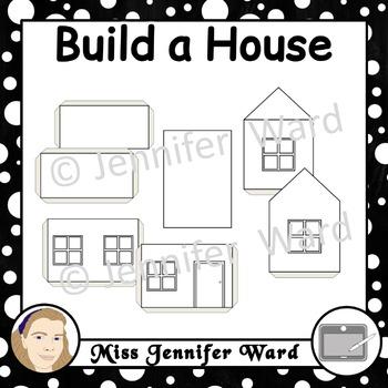 Build a House Clipart