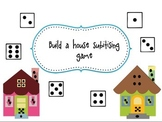 'Build a House' subitising game