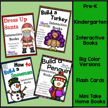 Adapted Books Build a ...........  BUNDLE