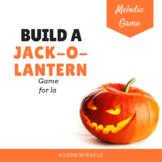 Halloween Music Game: Build a Jack-o-Lantern {La}