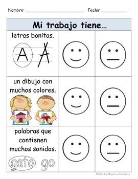 Build a Journal: Writing Workshop Binder (Spanish)