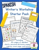 Build a Journal: Writing Workshop Binder (Spanish)