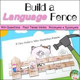 Build a Language Fence