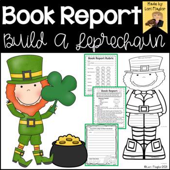 Book Report- Build a Leprechaun