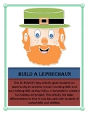 Build a Leprechaun Coin-Counting Activity