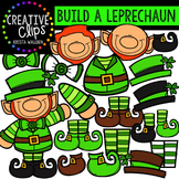 Build a Leprechaun {Creative Clips Digital Clipart}