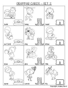 Build a Leprechaun Receptive and Expressive Language Game