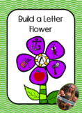 Build a Letter Flower Activity