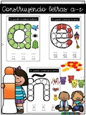 Build/ Decorate a Letter In Spanish