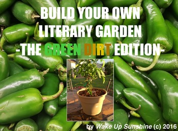 Build a Literary Garden - The Green DIRT Edition