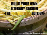 Build a Literary Garden - The Yellow DIRT Edition