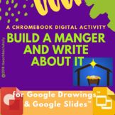 Build a Manger and Write About it for Google Drawings and Google Slides