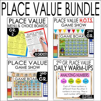 Build a Math Mindset: Place Value Bundle