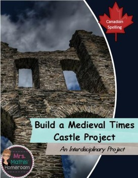 Build a Medieval Times Castle Interdisciplinary Project -