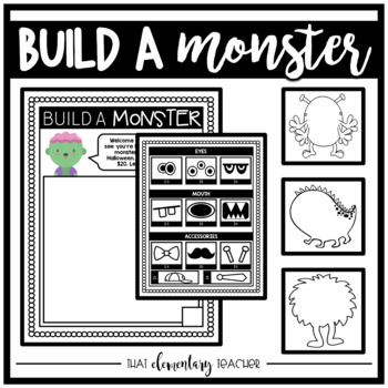 Build a Monster