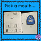Build a Monster Adapted Book Anytime Use for Autism and Special Education