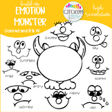 Build a Monster Emotion