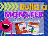 Build - a - Monster: Following Directions