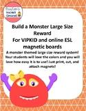 Build a Monster Large Size Reward