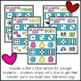 Build a Monster Valentine Bag - A Money Activity & Craft (Editable!)