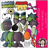 Build a Monster clip art - COMBO PACK- by Melonheadz