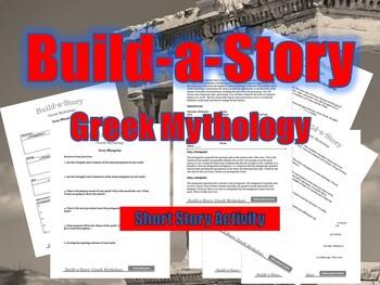 Build-a-Myth: Greek Mythology Story Construction Kit